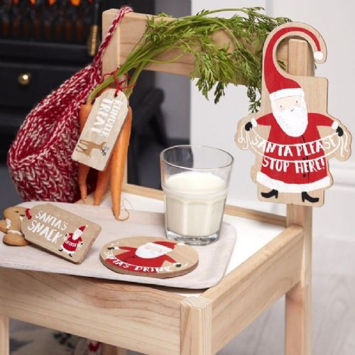 Wooden Christmas Eve Kit